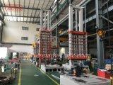 Máquina de Expansão Vertical hidráulica