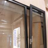 Finestra di alluminio 10 anni di rottura termica Openning interno della garanzia
