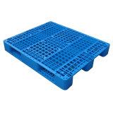 1200*1000 op zwaar werk berekende HDPE van de Industrie Rackable Euro Plastic Pallet