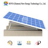 Trépied réglable en alliage aluminium Structure de montage solaire