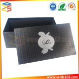ふたの堅いボール紙のギフト用の箱が付いているブラの下着の包装ボックスのためのペーパーギフト用の箱