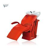 Modieuze Salon meubels Rode Shampoo stoel te koop