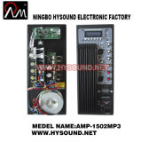 활동적인 스피커 (AMP-1502MP3)를 위한 증폭기
