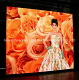 Al aire libre a todo color P4.44 LED Video Wall