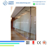 vidrio de la pantalla de seda de 10m m para la puerta deslizante