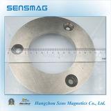 Grande magnete di anello del AlNiCo permanente per la turbina di vento