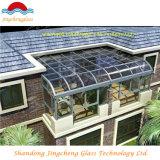 Vidro de baixa emissividade de 3-12mm para construção de vidro