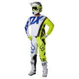 速乾燥の多色刷りの競争のスーツのスポーツ・ウェアのオートバイの衣類(AGS01)