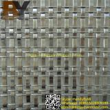 Malla de alambre de malla decorativa arquitectónica