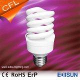 Las CFL plena espiral 9W T2 11W E27 15W Lámparas de ahorro de energía