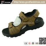 Il sandalo degli uomini di cuoio superiori calza 20030