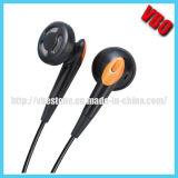 Únicos auriculares da linha aérea do Pin mini Earbuds
