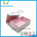Venta al por mayor de lujo de encargo del rectángulo del conjunto del papel de la alta calidad