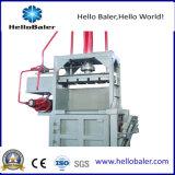 Hidráulica Vertical de los desechos de papel/botella PET de reciclaje empacadora
