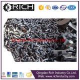 Connecteur de la machine textile / Valve Support Corps / Valve Partie / Bolt, Nuts, Bolt / Stainless Steel Valve Part / CNC Usinage / Machine Parts / Casting Steel Part / Hardware