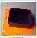 반대로 먼지 빈 PP 플라스틱 장 상자 Multiwall PP 장 상자