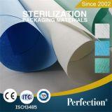 Papier-steriles einwickelnkrepp-Papier des medizinischen Grad-50GSM/60GSM