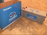 N120mf 12V120ah Maintenance Freelead Acid Because Storage Battery