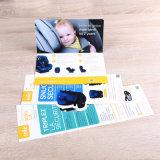 Serviço de Impressão a Cores de deslocamento /Brochura/Brochura/cartaz/Folheto Informativo