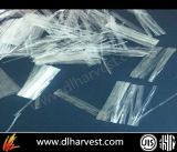 As fibras de polipropileno para a durabilidade do betão argamassa de cimento