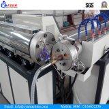 Extrudeuse pour machine à l'extrudeuse en tuyau de jardin renforcé de fibre de PVC / PVC