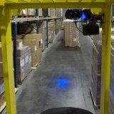 Indicatori luminosi di sicurezza blu del punto del carrello elevatore del CREE LED da 5.6 pollici 12W