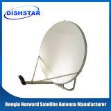 Ku диапазона 60см Установка соединения на массу спутниковую антенну