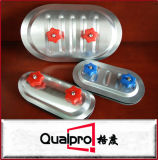 Volet de conduit d'application de soupapes AP7411/AP7410