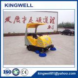 Vassoura de estrada da máquina da limpeza do assoalho com melhor preço (KW-1760C)