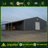 O edifício pré-fabricado barato do armazém com ISO Certificated