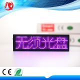 Eenvoudig en Easy to Use Rechargeable LED Name Badge