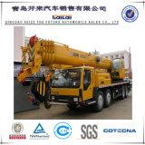 Boum télescopique de Xmg 5-Section grue de camion de 50 tonnes
