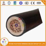 Cable diesel resistente mencionado de Dlo de la locomotora eléctrica de la UL
