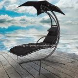 テラスのこつの振動椅子