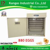 La volaille complètement automatique approuvée de la CE Egg l'incubateur