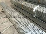 Canal de aço carbono galvanizado com aço suave
