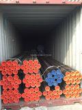 Tubo sin soldadura del acero de carbón del grado B 3inch Sch40/80 de ASTM A106/A53