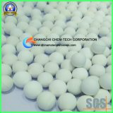 Bolas de pulido de cerámica del alúmina del 92% con la abrasión inferior y alto eficiente