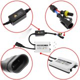 Matec 10 Years Warrantly HID Kit de Conversão 12V 24V 55W 75W HID Xenon H7 H11 H13 9005 9006