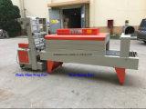 Machine à emballer en bois de briquette de biomasse chaude de cachetage