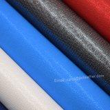 織り目加工PUの革、袋の革、装飾的な革のように金属