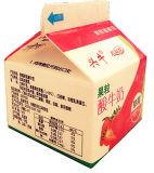 3-lagiger dreieckiger Karton 248g für Joghurt