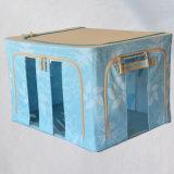 La recogida de ropa de habitación Caja de almacenamiento con tres de la ventana