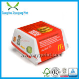 Rectángulo modificado para requisitos particulares del acondicionamiento de los alimentos del papel de imprenta con la ventana