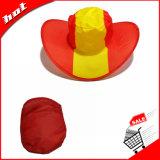 Выдвиженческий складной шлем флага водоустойчивый