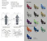 Het Vermenselijkte Ontwerp van de manier Stijl met de Regelmatige TandEenheid van het Dienblad van het Instrument van het Type van Vloer (X5+)