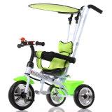 Трицикл младенца 3 колес с хорошим качеством