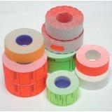 Pequeños precios autos-adhesivo impresos (ST-007)
