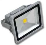 CER RoHS 12V24V48V 50W LED Floodlight