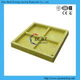coperchio di botola composito della resina quadrata di 250X250mm